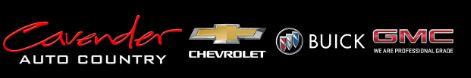 Cavender Chevrolet Buick GMC