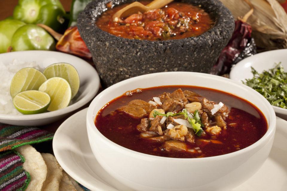 Tex Mex spicy soup